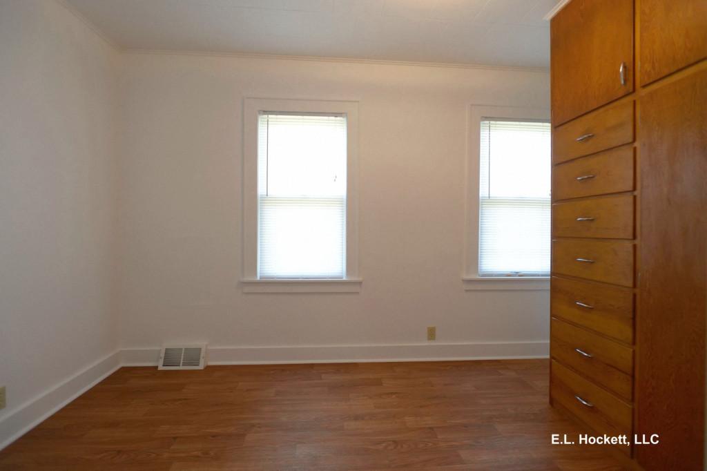 Bedroom, 906 W. Mt. Pleasant St., West Burlington, Iowa