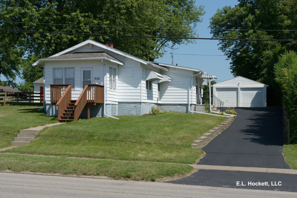 House for rent. 906 W. Mt. Pleasant Street, West Burlington, Iowa